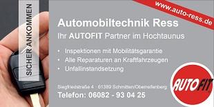 Automobiltechnik Ress