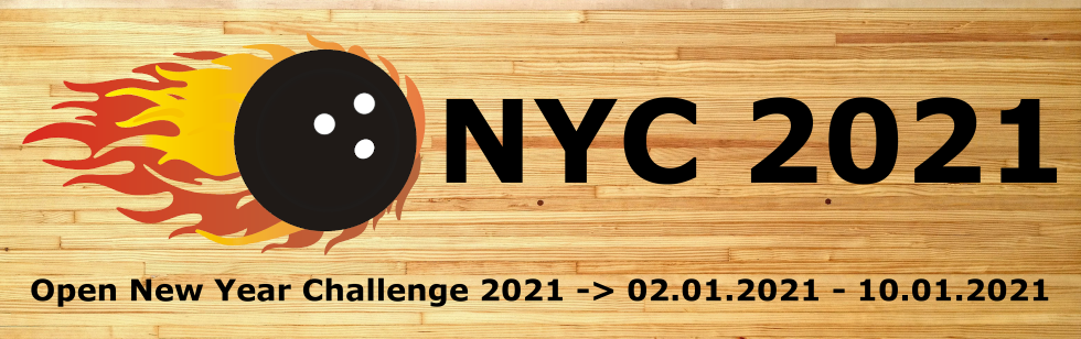 ONYC - Open New Year Challenge 2021